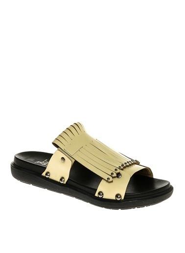 Black Pepper Sandalet Bej